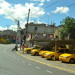 Satellite towns of Quito