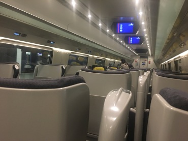 First Class on Polrail