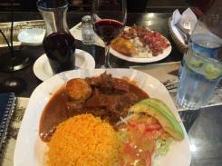Dining in Calle La Ronda