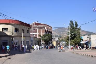 Downtown Gondar
